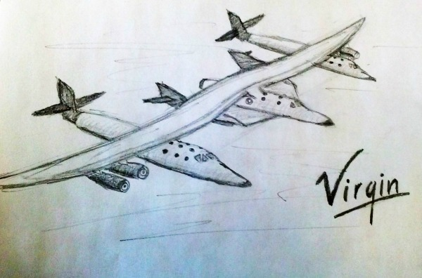 Crash! Trouble for Virgin Galactic