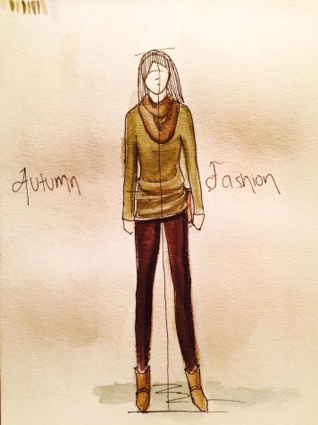 Autumn on Runways (and Hallways)