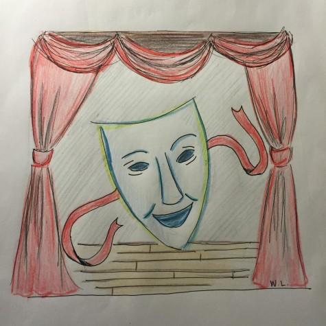 Students Take Over Fall Play