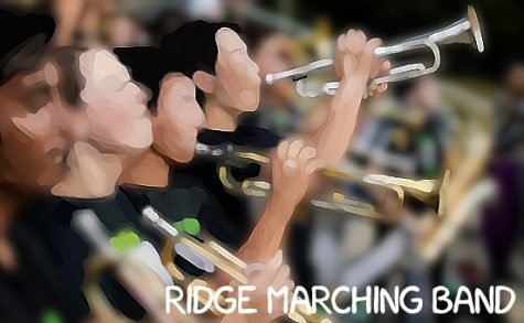 The Show Goes On: Ridge Marching Band's Quest to Replicate Last Year's Success