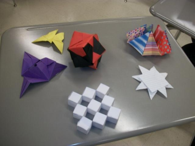 New Club Feature: Origami Club