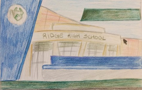 Ridge High School: A New Home(page)