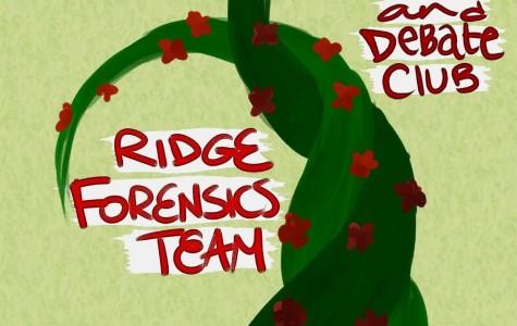 Fall into Forensics: Ridge's New Forensic Speaking Club