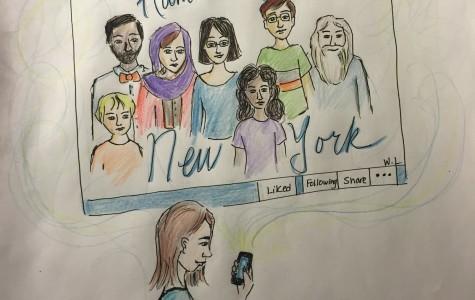 Humans of New York: Illustrating the World