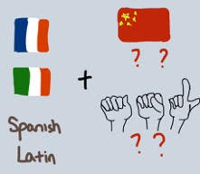 A Revolution of Languages: Mandarin Chinese and American Sign Language