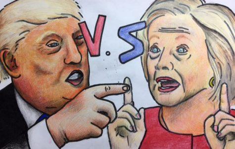2016 Election: Trump vs. Clinton