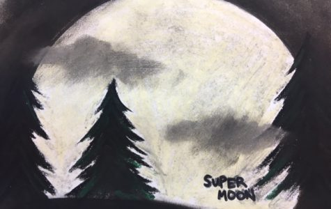 Super Swoon over the Supermoon