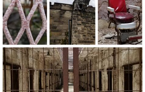 Prison Break: Art Field Trip to Eastern State Penitentiary