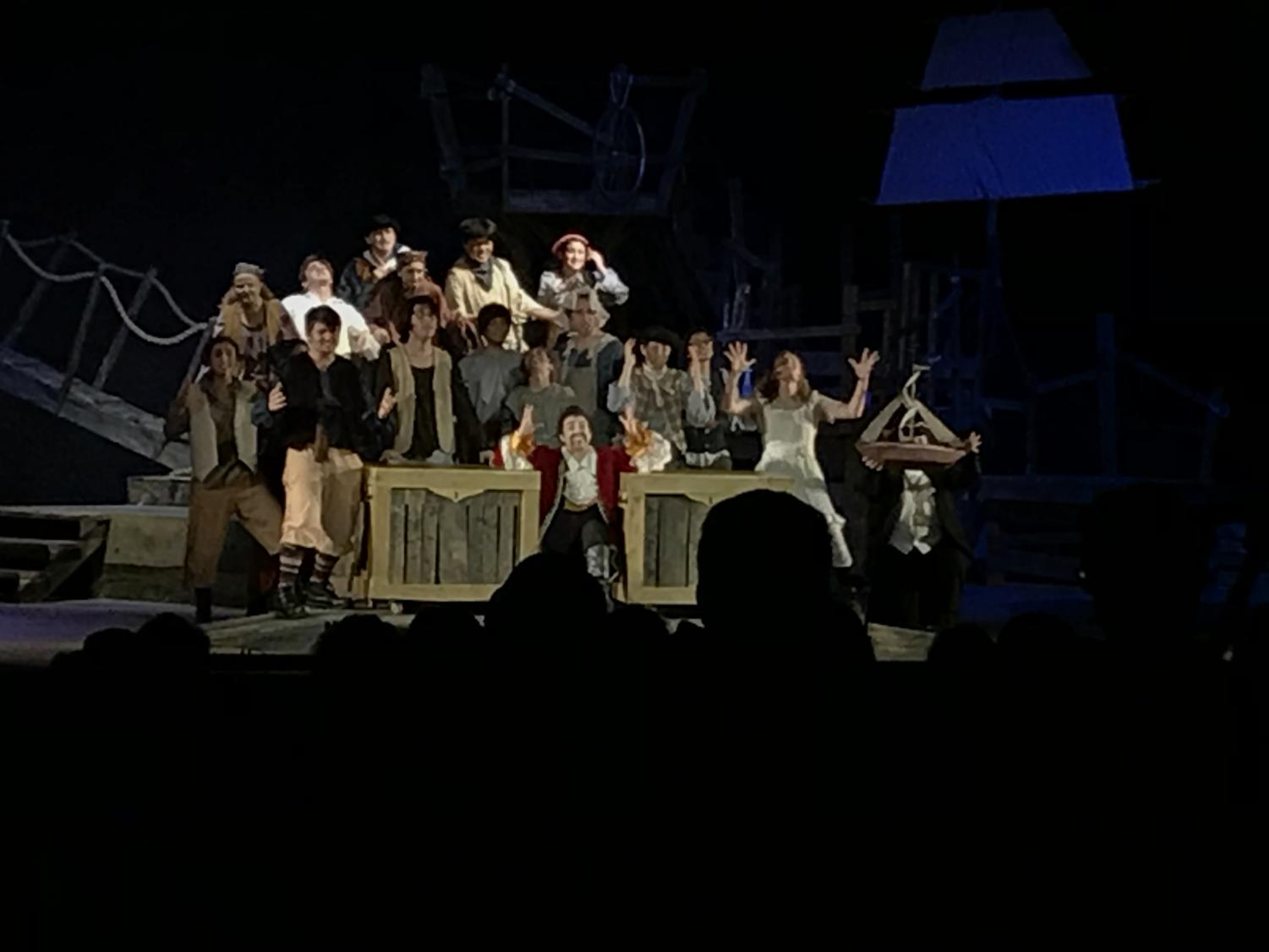 Peter and the Starcatcher 2017