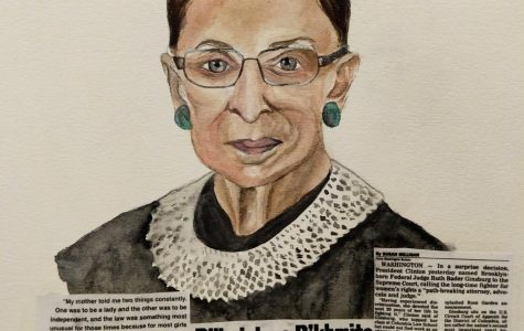 A Remarkable Experience: Ridge Student Meets RBG