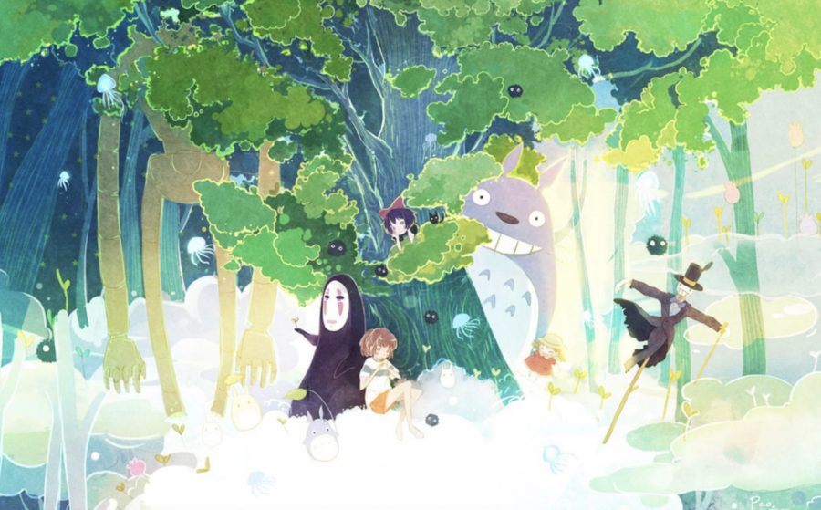 Ghibli+Collection+of+Memories%21