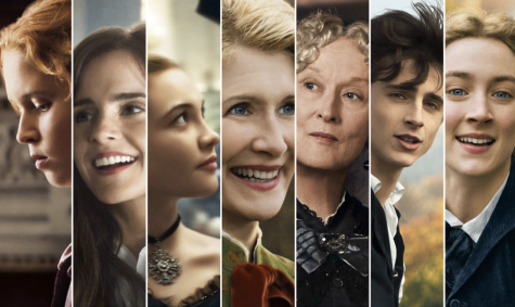Cast of Little Women, Source: https://tomandlorenzo.com/2019/10/little-women-character-posters-revealed-movie-preview-posters/